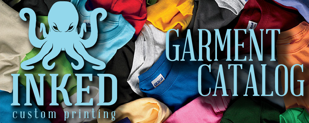 Inked garment catalog